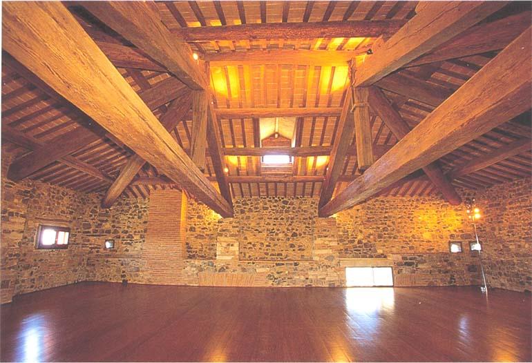 Progetto e restauro edificio storico, Rocca scaligera ...